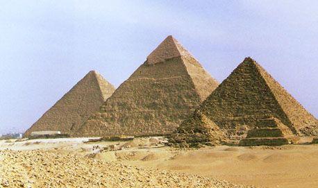 Egipcias Piramides Piramides Egipcias